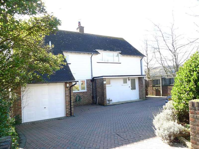 4 Bedrooms Detached House for sale in Cobbold Avenue, Eastbourne, BN21