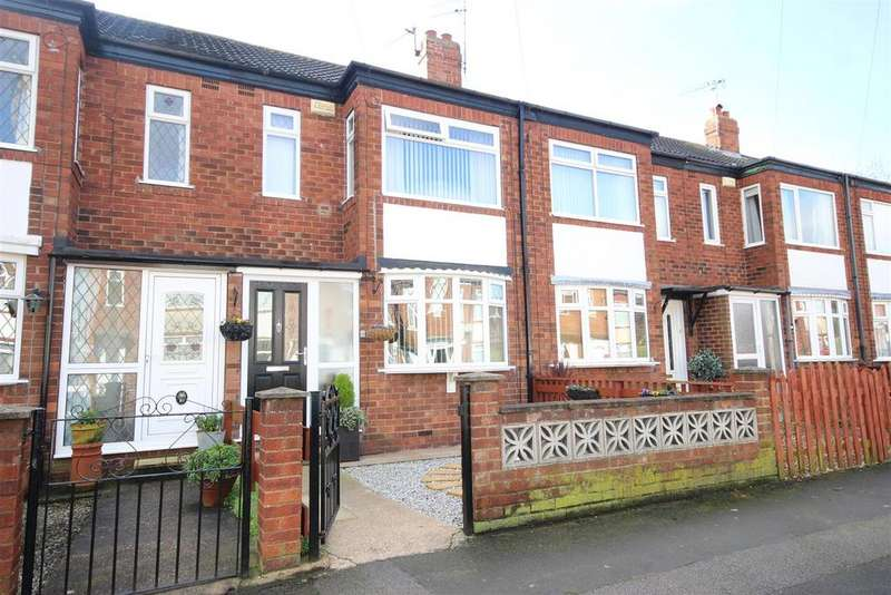 2 Bedrooms Terraced House for sale in Bromwich Road, Willerby