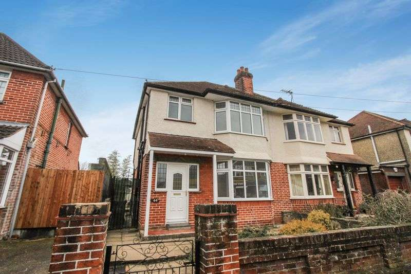 3 Bedrooms Semi Detached House for sale in Upper Shirley