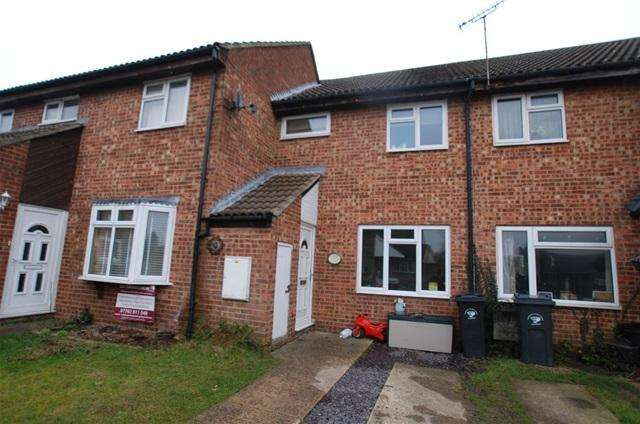 3 Bedrooms Terraced House for sale in Glebe End, Elsenham, Elsenham