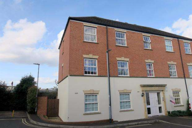 1 Bedroom Ground Flat for sale in Gatehouse Court, Taunton TA1