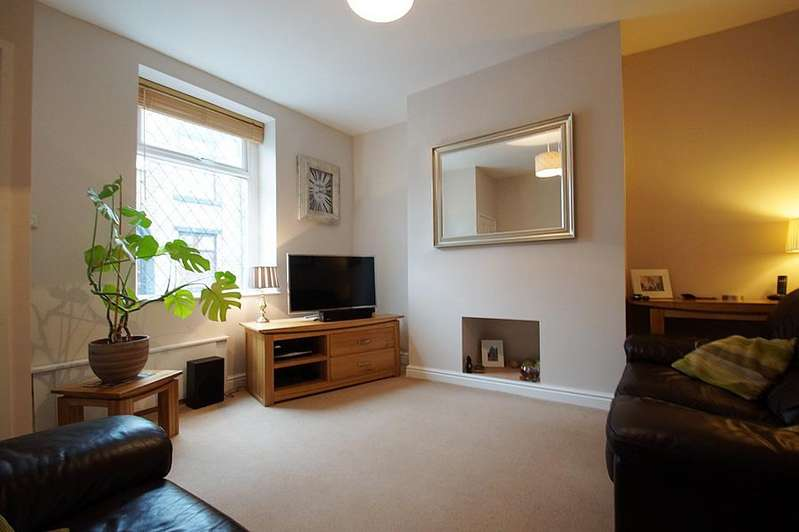 2 Bedrooms End Of Terrace House for sale in John Booth Street, Springhead OL4