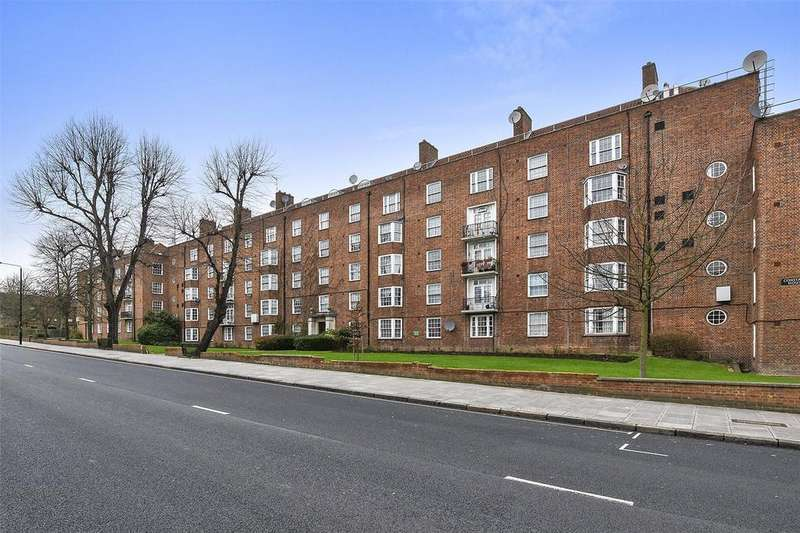 3 Bedrooms Flat for sale in Constable House, Adelaide Road, London, NW3