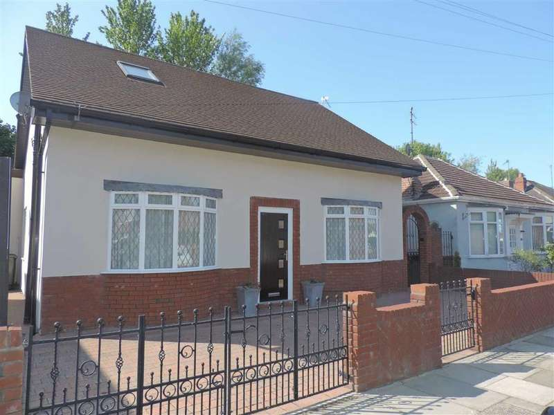 4 Bedrooms Detached House for sale in Rowantree Road, Walkerville, Newcastle Upon Tyne