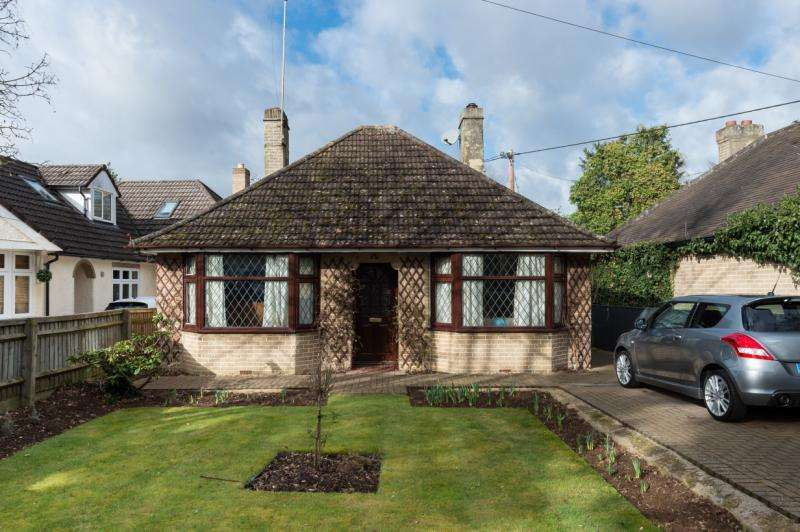 3 Bedrooms Detached Bungalow for sale in Radley Road, Abingdon, Oxfordshire
