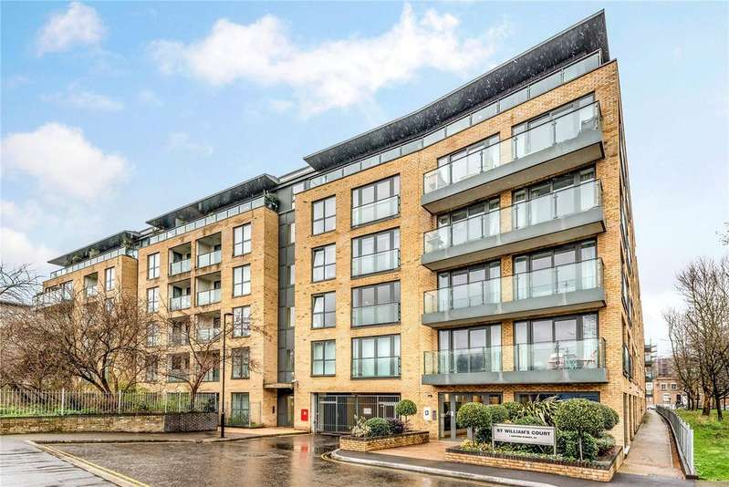 3 Bedrooms Flat for sale in St. Williams Court, 1 Gifford Street, London, N1