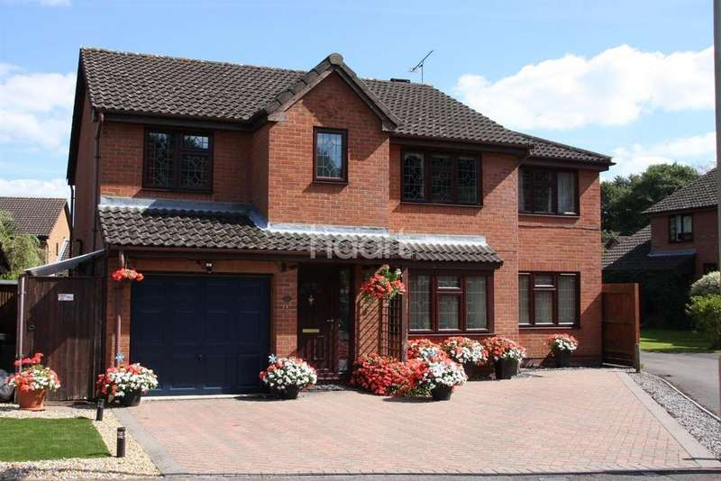 5 Bedrooms Detached House for sale in The Copse