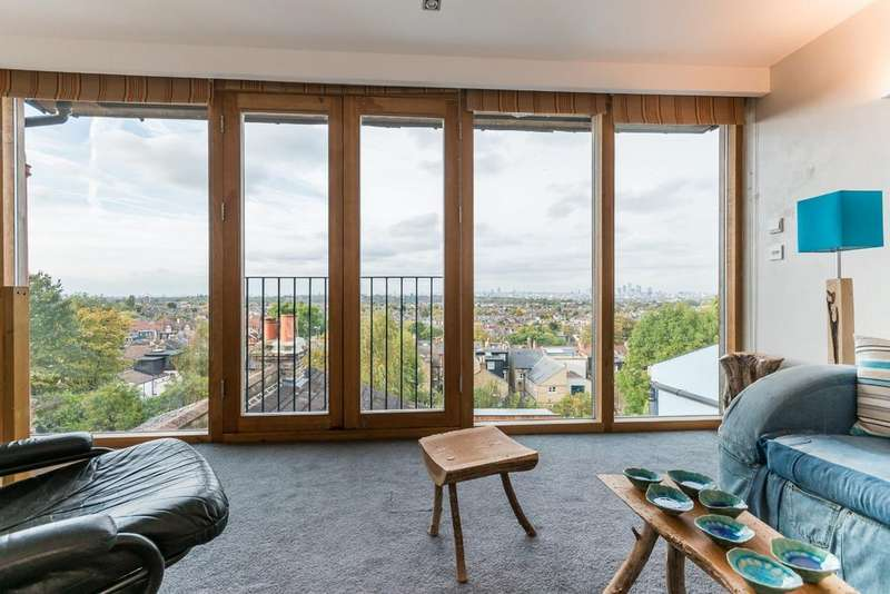 5 Bedrooms Terraced House for sale in Overhill Road East Dulwich SE22