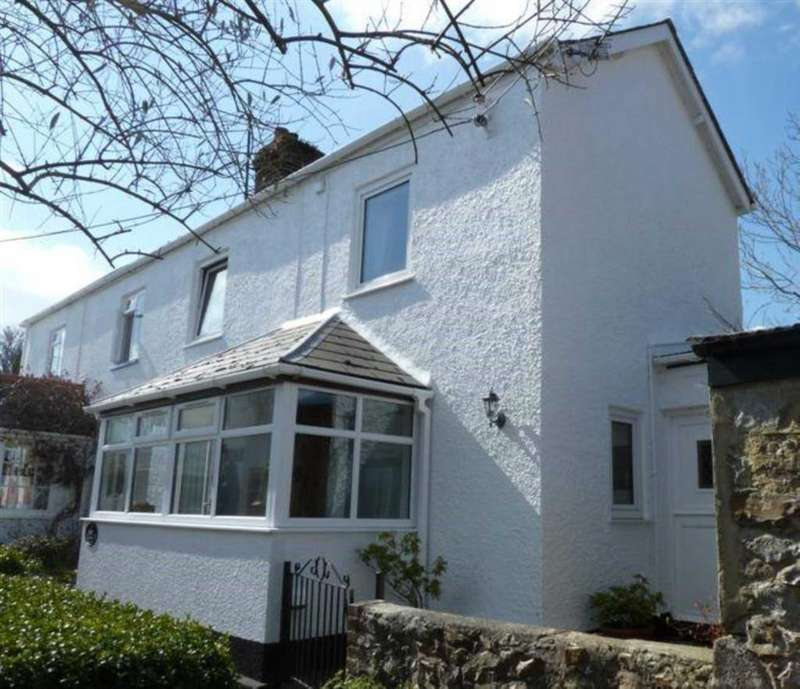 2 Bedrooms Semi Detached House for sale in Bulls Court, Colyton, Devon