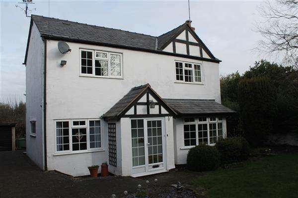 3 Bedrooms Detached House for rent in The Coach House, Greasby Road, Greasby