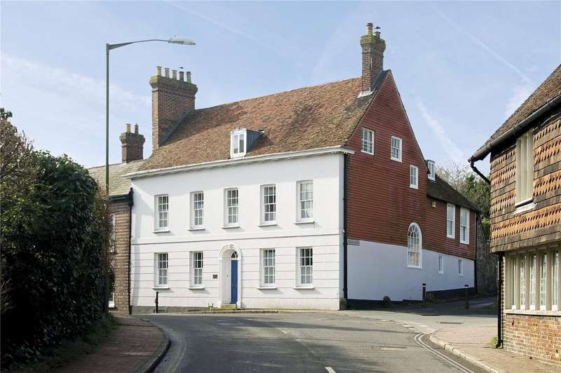 7 Bedrooms Semi Detached House for sale in Southover High Street, Lewes, East Sussex