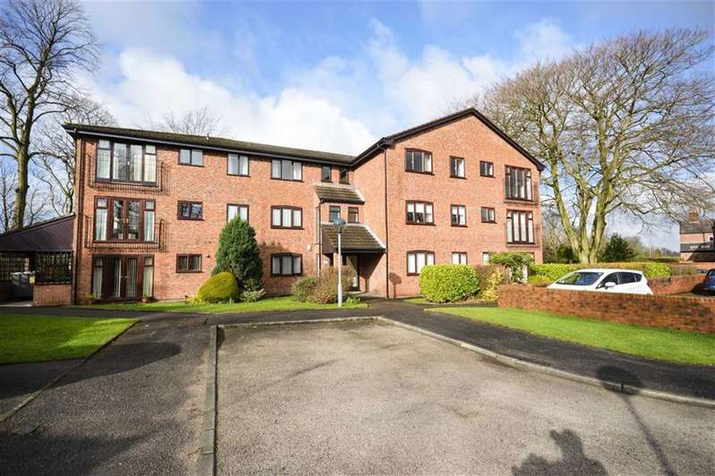 2 Bedrooms Flat for sale in PLUMLEY CLOSE, Davenport, Stockport, Cheshire, SK3
