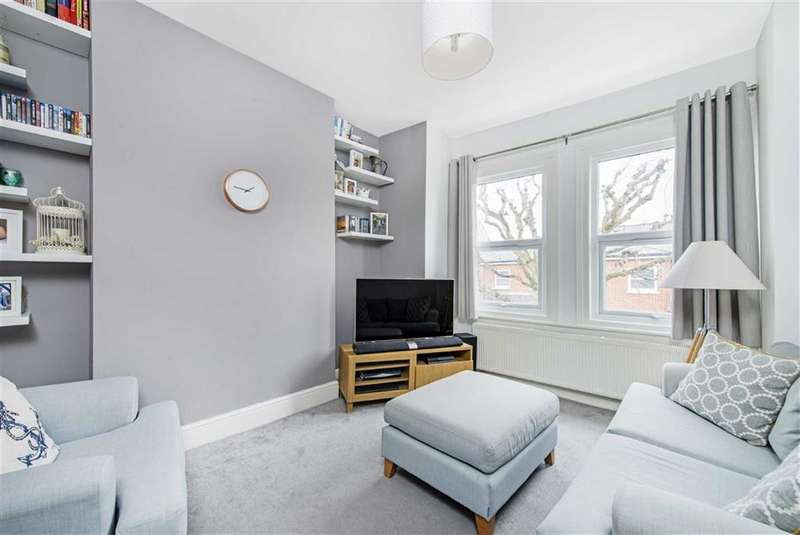 2 Bedrooms Property for sale in Leverson Street, Streatham, London