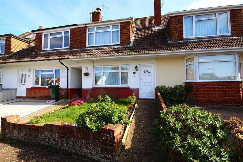 2 Bedrooms Terraced House for sale in Heathfield Crescent, Portslade, Brighton