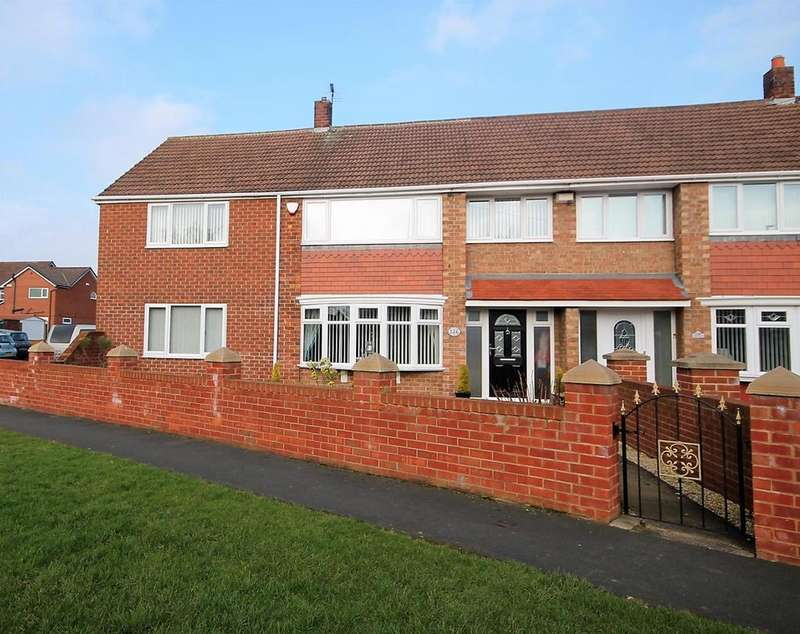 5 Bedrooms Semi Detached House for sale in Darlington Lane, Stockton-On-Tees