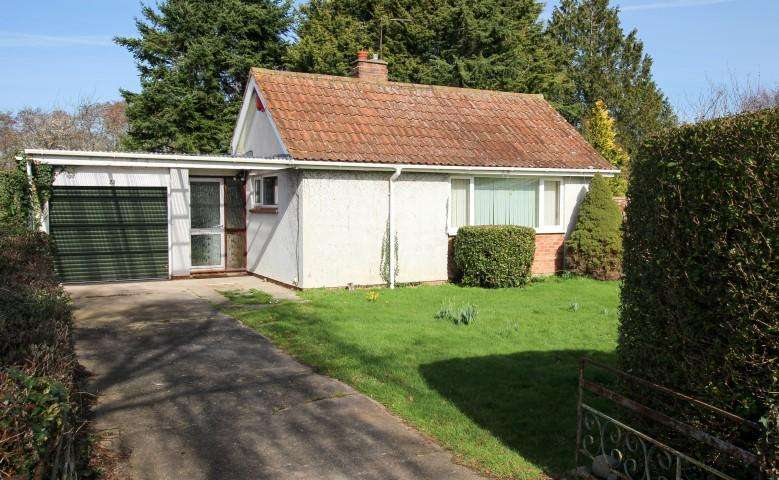 3 Bedrooms Detached Bungalow for sale in Lonsdale Road, Cannington, Bridgwater TA5