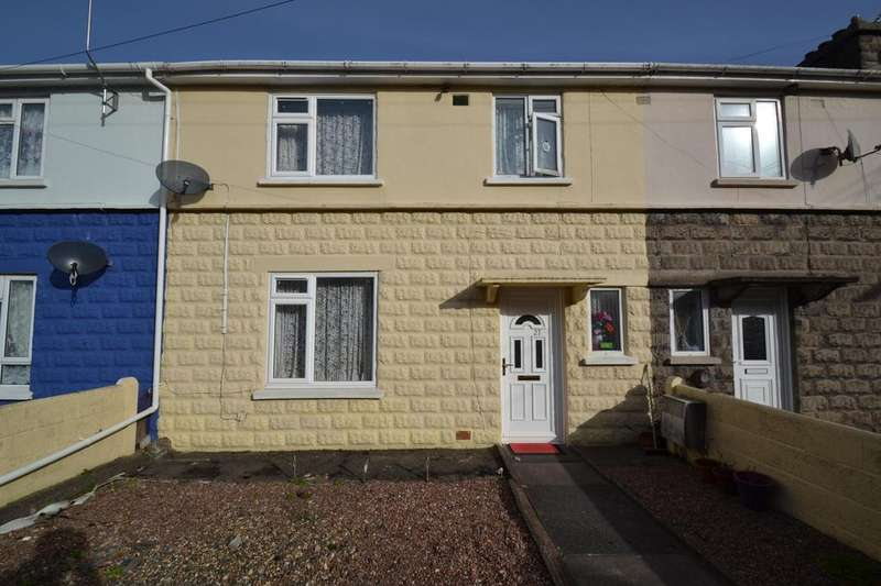 3 Bedrooms Terraced House for sale in Mill Road, Barnstaple