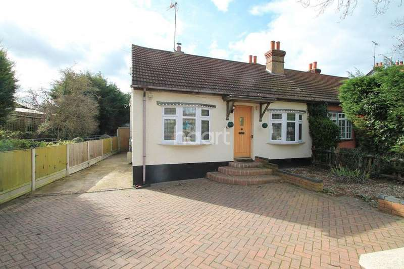 2 Bedrooms Bungalow for sale in Bellhouse Road, Leigh-On-Sea