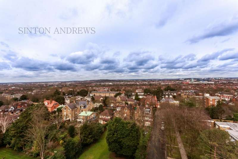 2 Bedrooms Apartment Flat for sale in The Grange, the Knoll, Ealing, W13