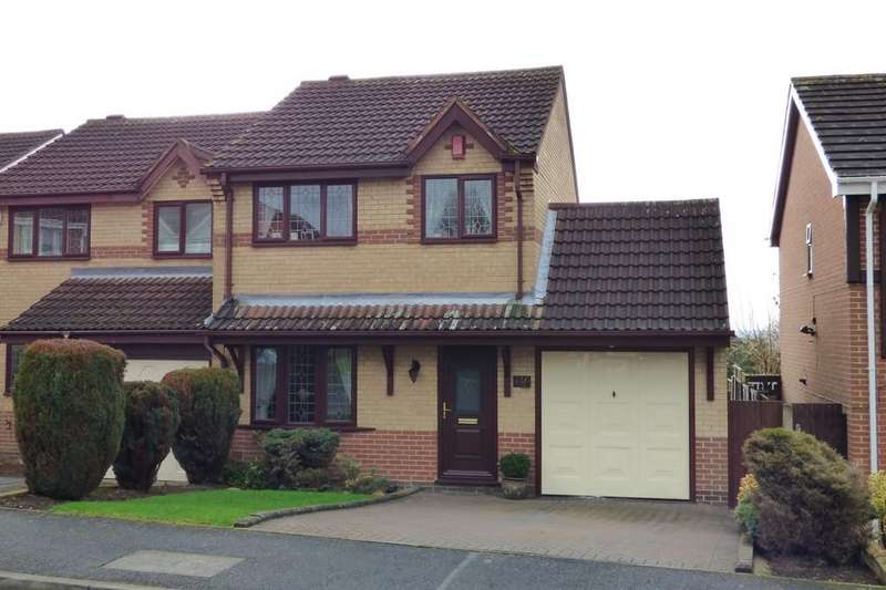 3 Bedrooms Semi Detached House for sale in The Beehives, Newhall