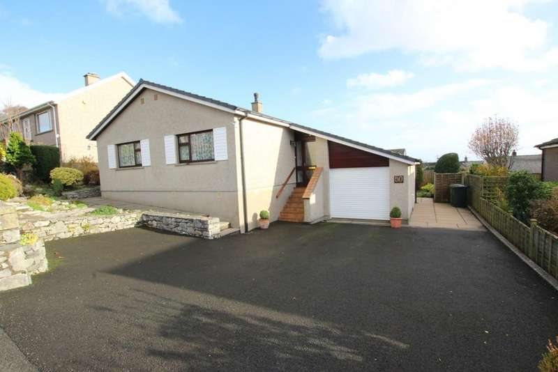 2 Bedrooms Detached Bungalow for sale in Priory Crescent, Grange over Sands
