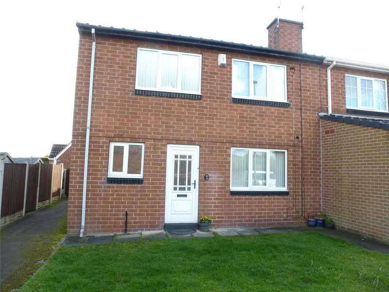 3 Bedrooms Semi Detached House for sale in Broom Close, Kendray, Barnsley, S70
