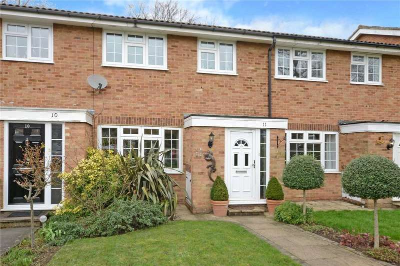 3 Bedrooms Terraced House for sale in Chalcot Close, South Sutton, Surrey, SM2