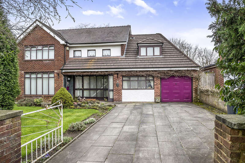 4 Bedrooms Detached House for sale in Church Road, Skelmersdale, WN8