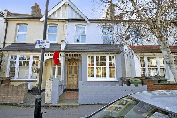 5 Bedrooms Terraced House for sale in Aveling Park Road, Walthamstow, London