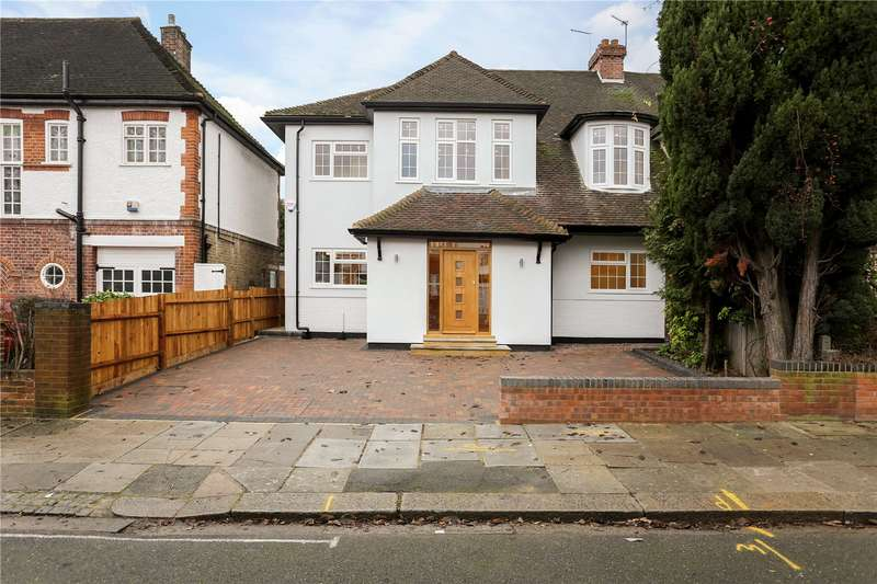 5 Bedrooms Semi Detached House for sale in Stuart Avenue, Ealing, W5