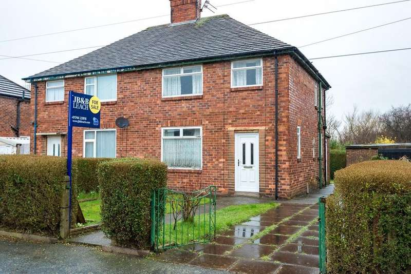 3 Bedrooms Semi Detached House for sale in Malvern Road, Parr, St. Helens