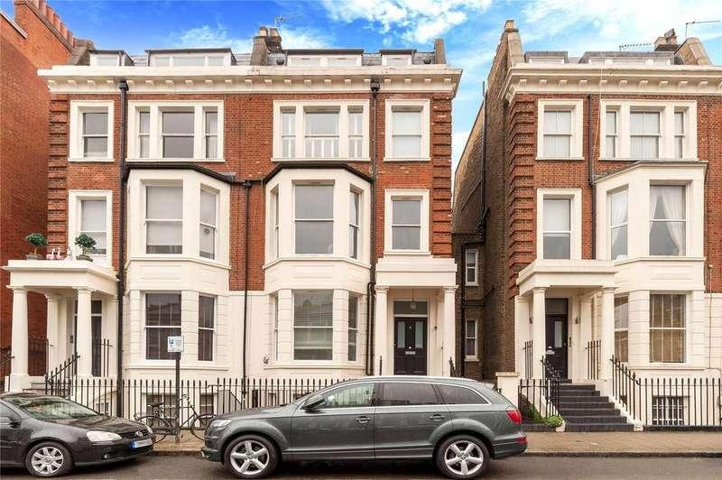 3 Bedrooms Flat for sale in Lanark Road, Little Venice, London