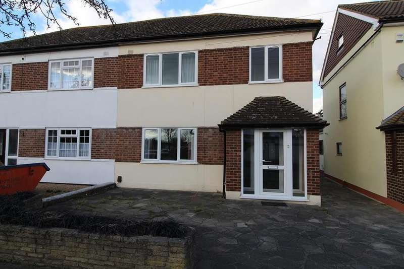 3 Bedrooms Semi Detached House for sale in Peterborough Avenue, Upminster, Essex, RM14