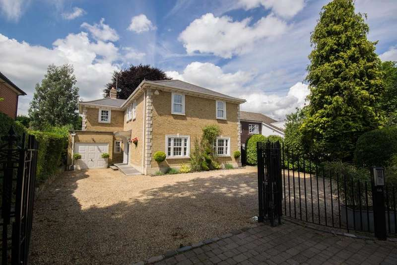 5 Bedrooms Detached House for sale in Priests Lane, Shenfield, Brentwood, Essex, CM15
