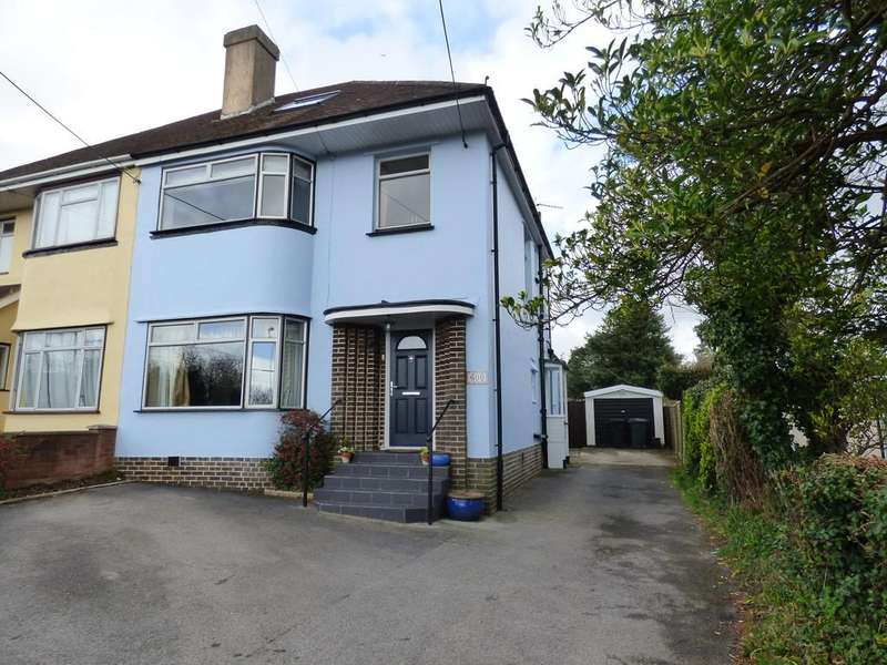 4 Bedrooms Semi Detached House for sale in POOLE
