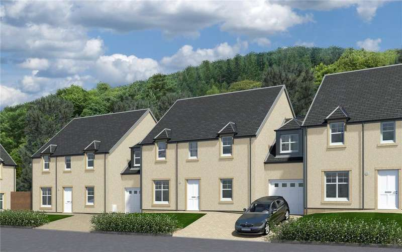 5 Bedrooms Semi Detached House for sale in House 9 Caddon Semi Hydro Gardens, Innerleithen Road, Peebles, EH45