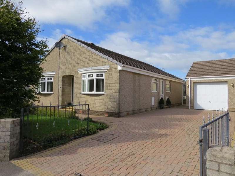 3 Bedrooms Detached Bungalow for sale in Jubilee Road, Whitehaven, Cumbria