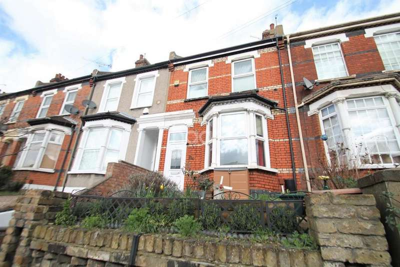 3 Bedrooms Terraced House for sale in Old Road West, Gravesend