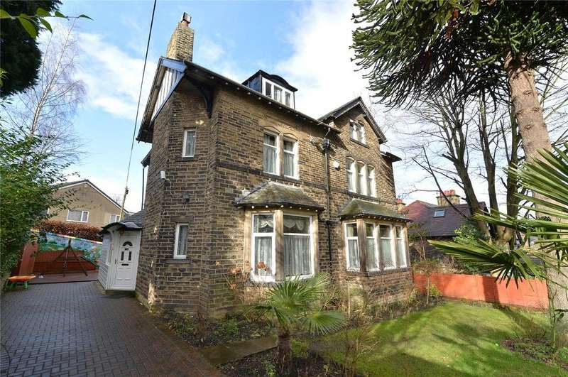 6 Bedrooms Detached House for sale in Heaton Grove, Bradford, West Yorkshire, BD9