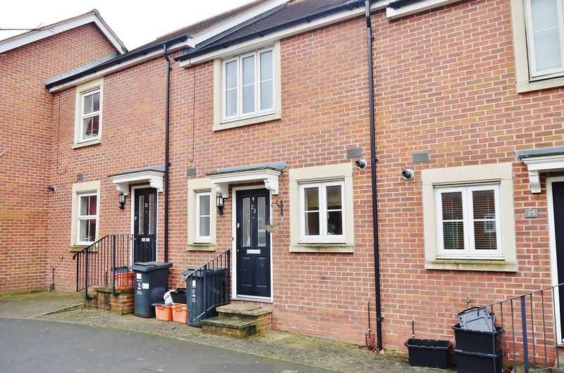 2 Bedrooms Terraced House for sale in Millgrove Street, Swindon