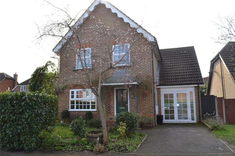 4 Bedrooms Detached House for rent in Packman Drive, Twyford, Berkshire, RG10