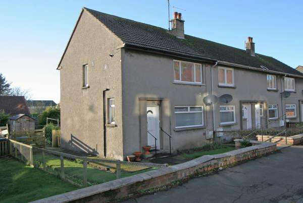 3 Bedrooms End Of Terrace House for sale in 30 Keppenburn Avenue, Fairlie, Largs, KA29 0BA