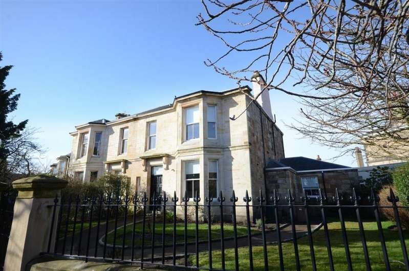 4 Bedrooms Semi-detached Villa House for sale in 46 Park Circus, Ayr, KA7 2DL