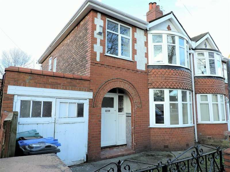 3 Bedrooms Property for sale in Lytham Road, Manchester