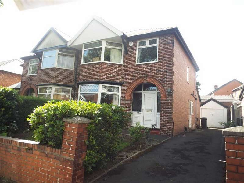 3 Bedrooms Property for sale in Hereford Drive, Prestwich