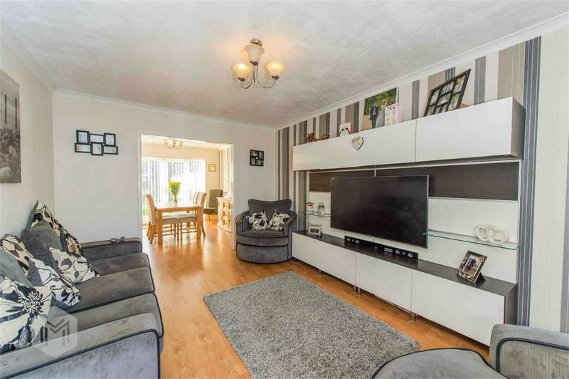 3 Bedrooms Semi Detached House for sale in Kenwood Avenue, Leigh, Lancashire
