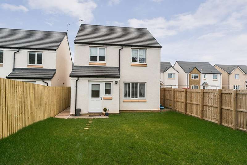 3 Bedrooms Detached House for sale in Haines Drive, Dunbar, East Lothian, EH42 1FA