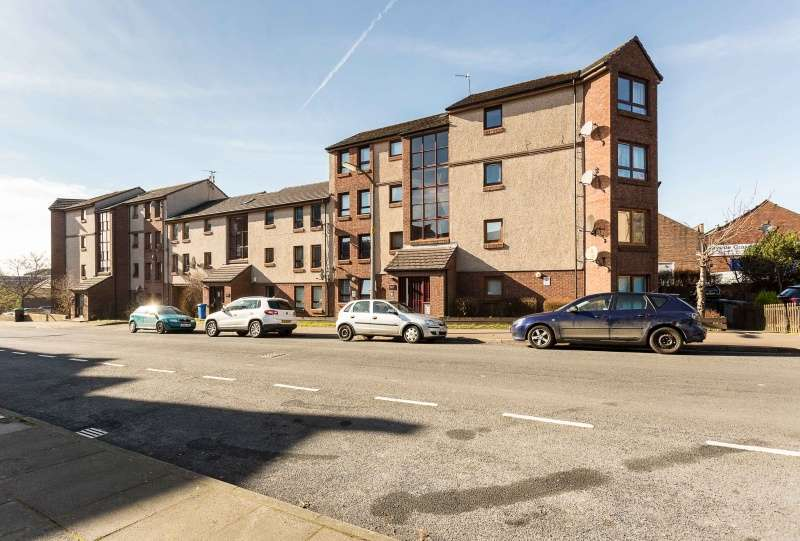1 Bedroom Ground Flat for sale in Clepington Court, Dundee, Angus, DD3 7QF