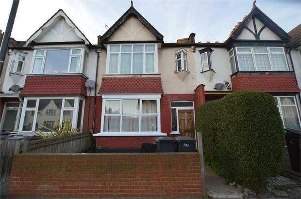 2 Bedrooms Flat for sale in Lower Addiscombe Road, Croydon