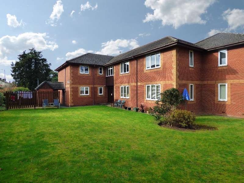 1 Bedroom Apartment Flat for sale in Trinity Court, Vowles Close, Whitecross, Hereford